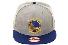 New Era Golden State Warriors 2015 Championship 9Fifty Snapback Hat -  Heather Gray f62f118a4f9
