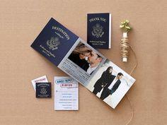 Fotoğraflı Düğün Davetiyesi Modelleri -- Pictures Wedding Invitation Ideas
