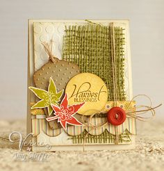 Harvest Blessings by PickleTree (Amy Sheffer) - Cards and Paper Crafts at Splitcoaststampers
