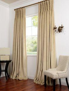 History Of Styles: Window Treatments - L' Essenziale