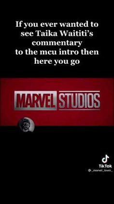 Marvel Jokes, Avengers Memes, Marvel Funny, Taika Waititi, National Treasure, Love You, My Love, How To Become, Feelings