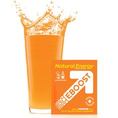 @EBOOST #natural orange effervescent powder http://boxtera.com/join-now/