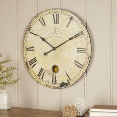 Found it at Wayfair - Oversized Wall Clock