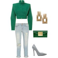 """""""Untitled #366"""" by fashionista-shawnte on Polyvore"""