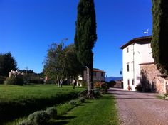 The 'Indian summer' or 'ottobrata' has arrived in Tuscany