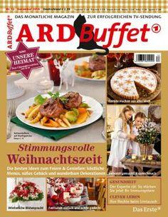 ARD Buffet Magazin 12/2014 Stimmungsvolle Weihnachtszeit