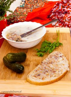 Polish Recipes, Polish Food, Camembert Cheese, Food And Drink, Appetizers, Polish Food Recipes, Appetizer, Entrees, Hors D'oeuvres