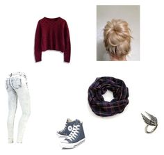 Untitled #204 by lia-directionesse on Polyvore featuring polyvore, fashion, style, Chicwish, Converse, Lulu Frost and Sole Society