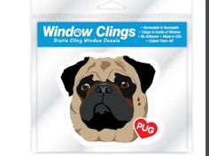 Window cling that can go on any window!