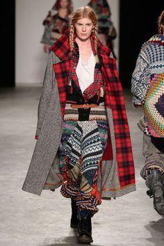 Westminister BA fashion 2013                                      Designer-Phili Wood