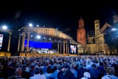 Andre Rieu Concert Vrijthof Maastricht worth all your pennies to go!