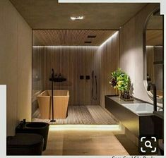 Bad Inspiration, Bathroom Inspiration, Interior Inspiration, Dream Bathrooms, Beautiful Bathrooms, Glamorous Bathroom, Bathroom Design Luxury, Home Interior Design, Interior Garden