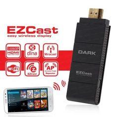 Dark EZCast Kablosuz HDMI Görüntü Aktarım Kiti :: Cepte Alisveris