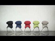 Swopper - Úľava pre Vašu chrbticu - Zdravotné stoličky - oyo
