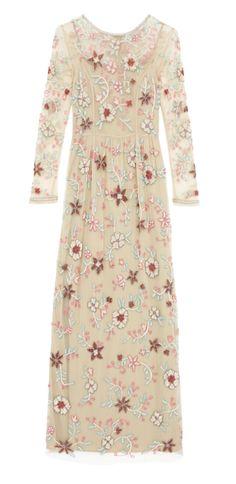 ASOS embellished prom dress for full length full blown glamour