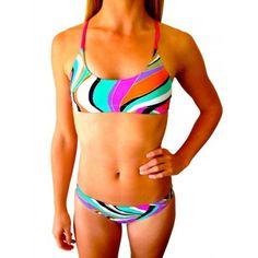 Aquazzurra sports bikini