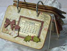 Neat idea!!...cute idea for a Winter Printers Tray on here....