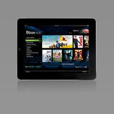 Tablette et la VOD Bbox Sensation #bboxsensation