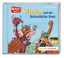 Wickie und der Schreckliche Sven (CD) - Jonsson / Kaempfe (ab 3 Jahren)