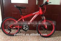 Bicycle Fashion Mini Bike MTB 10 Inches Sports Gear Steel Folding Bike Sell Like Hot Cakes #bicycles, #fashion