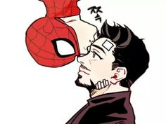 Read from the story Imágenes Starker by Abigail_BF (A. Stucky, Stan Lee, Anthony Stark, Iron Man Spiderman, Avengers, Spideypool, Loki Laufeyson, Tom Holland, Marvel Dc