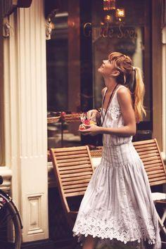 578bb2f9dd0 Добро настроение и усмивки с Free People :: Стил Dior, Street Style, Glamour