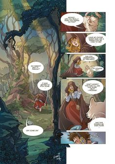 Risenfall _first page by soul-whisper