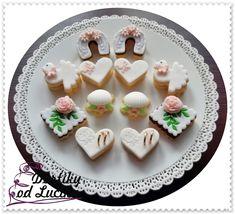 Svatební cukroví :: Dortíky od Lucíka Sweets, Sugar, Cookies, Food, Crack Crackers, Gummi Candy, Candy, Biscuits, Essen