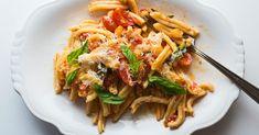 Rucola chef Joe Pasqualetto shows us how to make pasta alla norma, a classic…