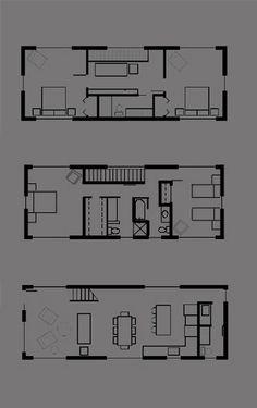 Lake Flato modular Porch Houses