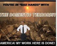 FBI: President Obama Is A Domestic Terrorist (Video)