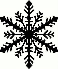 Check out this item in my Etsy shop https://www.etsy.com/listing/240038409/snow-flake-stencil