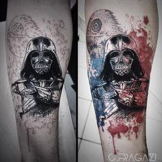 """Tatuagem feita por @c.fragazi ❤️"""