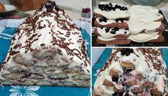 Cakes And More, No Bake Desserts, Yummy Treats, No Bake Treats, Tiramisu, Waffles, Cheesecake, Food And Drink, Naan