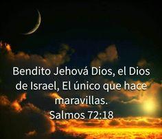 ¡Cuán agradable será la gobernación justa del Hijo de Dios! La reina de Sabá dijo a Salomón  (1 Reyes 10:9) Que nosotros de igual manera bendigamos a Jehová por haber designado a su Hijo Jesús como rey, y adoptemos las palabras del salmista (Salmos 72:18, 19)