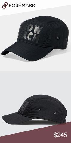 ab1bd293cf6cd Polo Ralph Lauren Snow Beach Black 5 Panel Cap NWT Polo by Ralph Lauren  Accessories Hats
