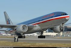 American Airlines Boeing 777-223/ER #aviationpilotairports