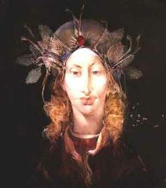 Endre Szasz - head dress
