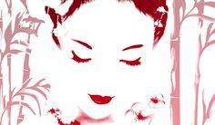 Eyelash geisha