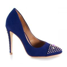 fa1ab68179 Sapato Scarpin Esdra em Couro Nobuck 261148 Carmina - Sapato Scarpin Esdra  em Couro Nobuck 261148
