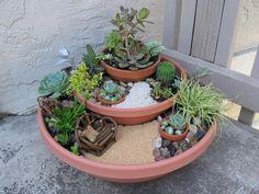 50 beautiful diy fairy garden design ideas (33)