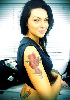 Getting alex vause up and loving it.Renee lawless