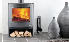 The new TT22 is easy to operate, with a stay cool handle. The beautiful design is built to last. If you are looking for a beautiful contemporary stove with a large heat output then please visit your local TermaTech stove dealer.
