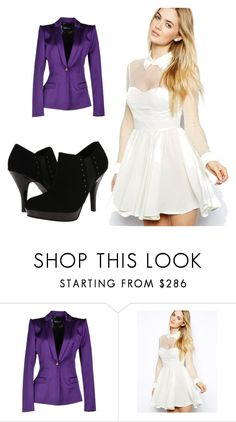 """""""Lois"""" by westgrayson ❤ liked on Polyvore featuring Just Cavalli, Arrogant Cat and Unlisted by Kenneth Cole"""