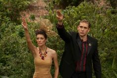 May the odds be ever in your favor. | Proof That A Hunger Games-Themed Wedding Is The Best Kind Of Wedding