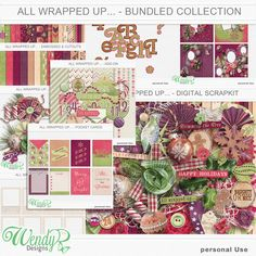 Personal Use :: Bundled Deals :: All wrapped up... Bundled  Collection #alliwant