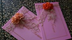 Simple wedding guest book