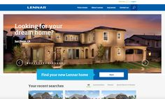 Introducing the all new LENNAR.COM! Faster searching. More content and photos. Enhanced features. Let us know what you think! http://www.lennar.com/New-Homes/Virginia/