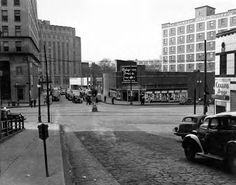 Walgreen Drugs in downtown Akron, Ohio. Visited that store many times in the 50's