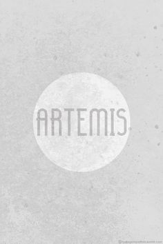 The Twelve Olympians: Artemis by Hydrogene Portfolio
